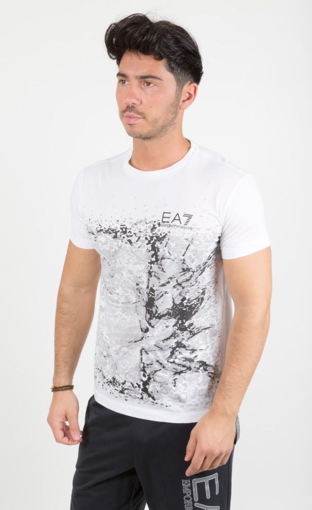 Sport Ea7 Train Graphic T shirt ZExq5wZH